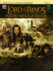 LORD OF THE RINGS THE VIOLIN/CD,