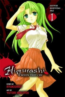 Higurashi When They Cry : Cotton Drifting Arc v. 1, Paperback Book