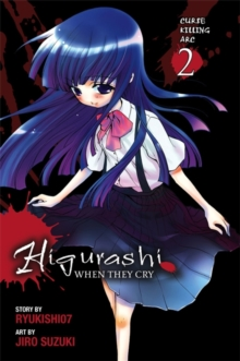 Higurashi When They Cry : Curse Killing Arc v. 2, Paperback
