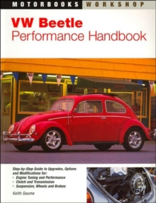 Vw Beetle Performance Handbook, Paperback