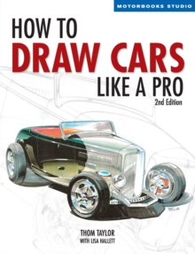 How to Draw Cars Like a Pro, Paperback
