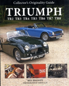 Collector's Originality Guide Triumph Tr2-Tr8, Hardback
