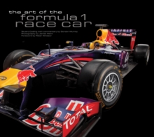 The Art of the Formula 1 Race Car, Hardback Book