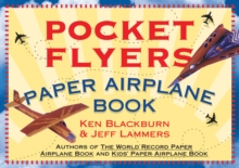 Pocket Flyers Paper Airplane Book, Paperback