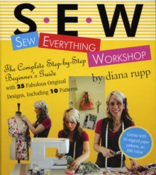 Sew Everything Workshop, Mixed media product