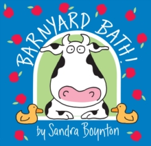 Barnyard Bath!, Novelty book