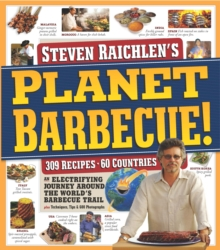 Planet Barbecue, Paperback Book