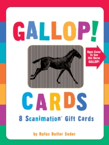 Gallop! Cards : 8 Scanimation Gift Cards, Diary