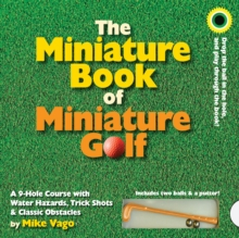 The Miniature Book of Miniature Golf, Board book