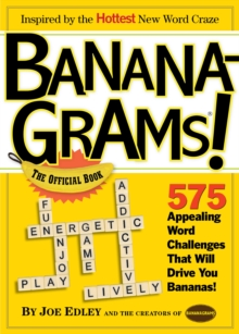 Bananagrams! The Official Book, Paperback