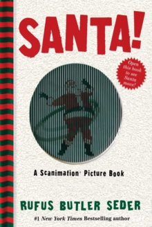 Santa! A Scanimation Book, Hardback