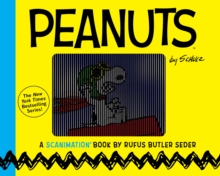 Peanuts : A Scanimation Book, Hardback