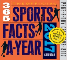 The Official 365 Sports Facts-A-Year Page-A-Day Calendar 2017, Calendar