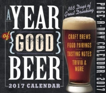 A Year of Good Beer Page-A-Day Calendar 2017, Calendar