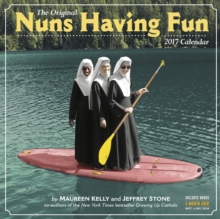 Nuns Having Fun Wall Calendar 2017, Calendar