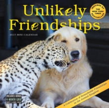Unlikely Friendships Mini Wall Calendar 2017, Calendar