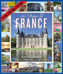 365 Days in France Picture-A-Day Wall Calendar 2017, Calendar
