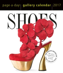 Shoes Page-A-Day Gallery Calendar 2017, Calendar