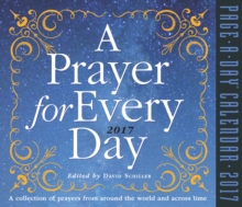 A Prayer for Every Day, Calendar