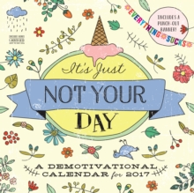 It's Just Not Your Day Wall Calendar 2017, Calendar