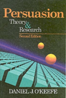 Persuasion : Theory and Research, Paperback