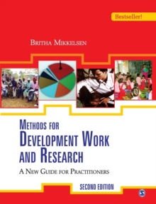 Methods for Development Work and Research : A New Guide for Practitioners, Paperback