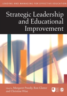 Strategic Leadership and Educational Improvement, Paperback