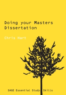 Doing Your Masters Dissertation, Paperback