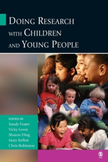 Doing Research with Children and Young People, Paperback