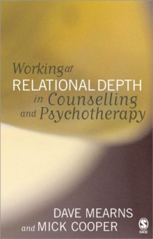 Working at Relational Depth in Counselling and Psychotherapy, Paperback