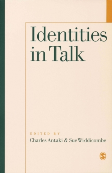 Identities in Talk, Paperback