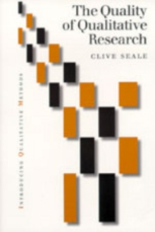 The Quality of Qualitative Research, Paperback