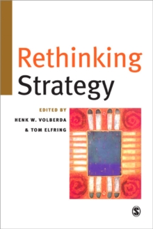 Rethinking Strategy, Paperback Book