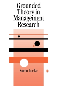 Grounded Theory in Management Research, Paperback
