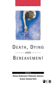 Death, Dying and Bereavement, Paperback