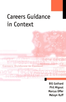 Careers Guidance in Context, Paperback