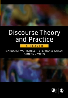 Discourse Theory and Practice : A Reader, Paperback