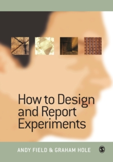 How to Design and Report Experiments, Paperback Book