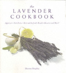 The Lavender Cookbook, Paperback