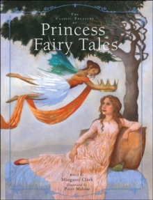 The Classic Treasury of Princess Fairy Tales, Hardback Book