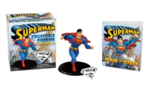 Superman: Collectible Figurine and Pendant Kit : WITH Collectible Figurine and Pendant Kit, Mixed media product