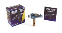 Star Trek: Light-Up Phaser, Mixed media product