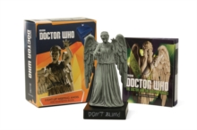 Doctor Who: Light-Up Weeping Angel and Illustrated Book, Paperback