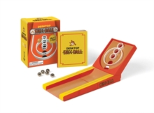 Desktop Skee-Ball : Give it a Roll!, Mixed media product Book