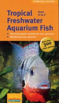 Tropical Freshwater Aquarium Fish A to Z, Paperback
