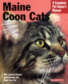 Maine Coon Cats, Paperback