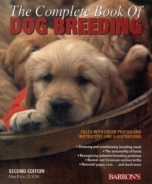 The Complete Book of Dog Breeding, Paperback