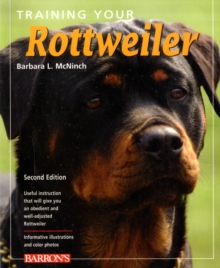 Training Your Rottweiler, Paperback