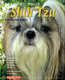Training Your Shih Tzu, Paperback Book