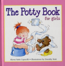 The Potty Book for Girls, Hardback